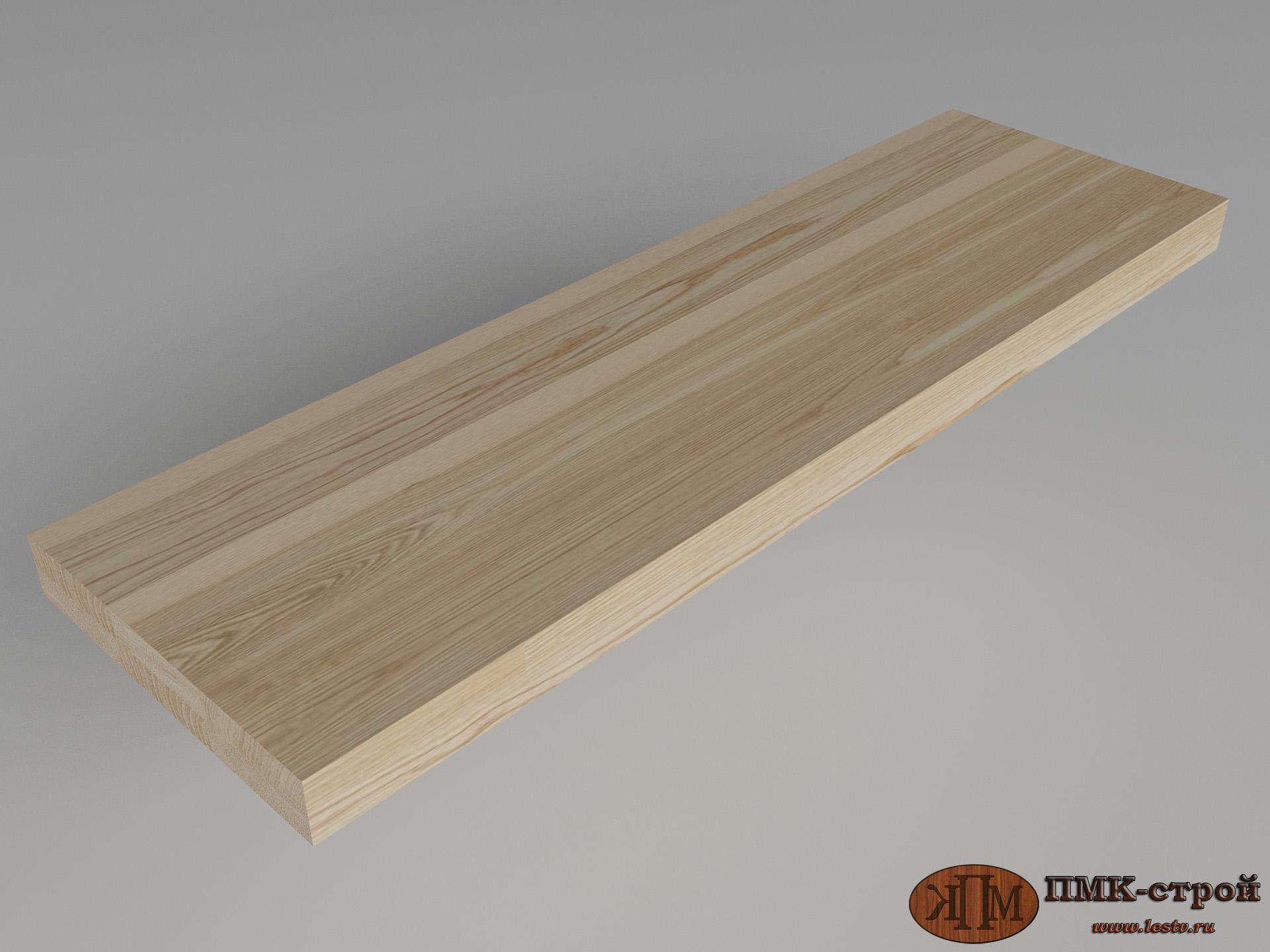 Сосновый мебельный щит - rosekolesru